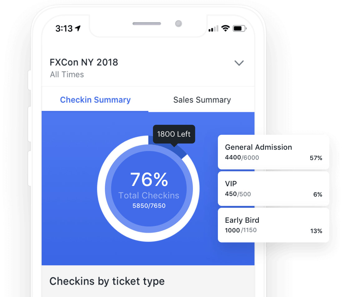 BoxOffice - Event Ticketing and Onsite Management App | Universe